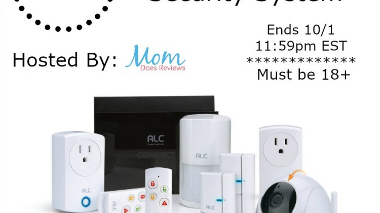 #Win The ALC Connect Plus Home Security System, US Only, ends 10/1 #MEGAChristmas18