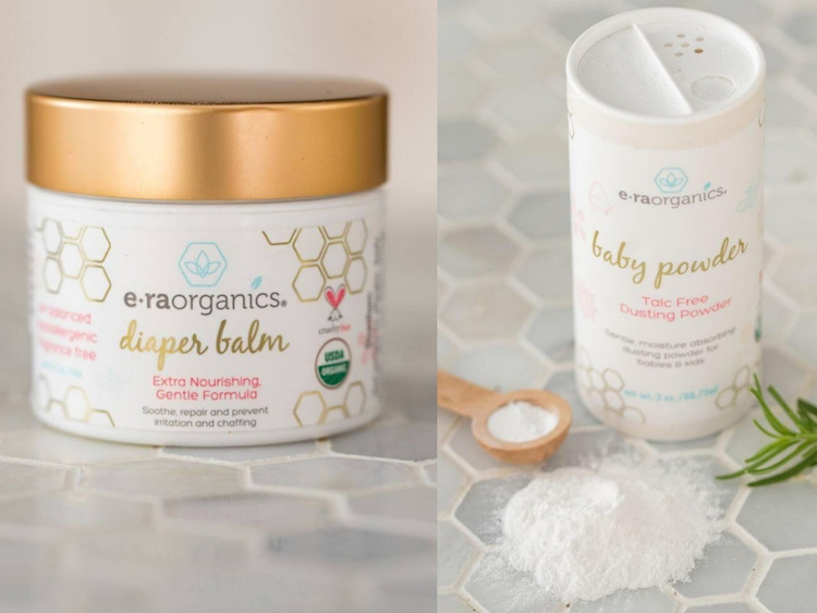 Win an ERA organics Baby Prize Pack