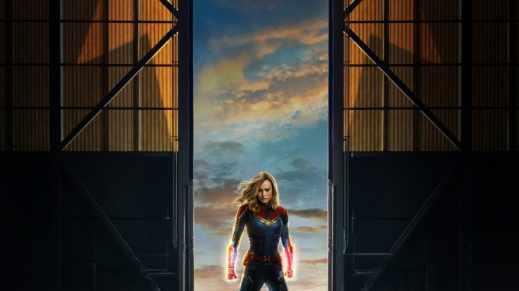 Marvel Studios' CAPTAIN MARVEL - Check out the Trailer & Poster Here! #CaptainMarvel