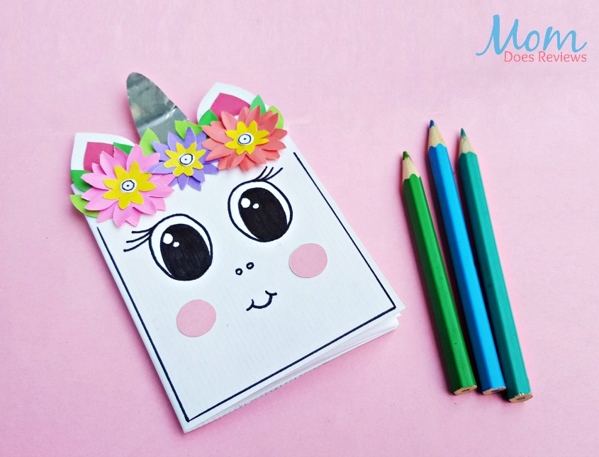 Make your Own Unicorn  Notebook!