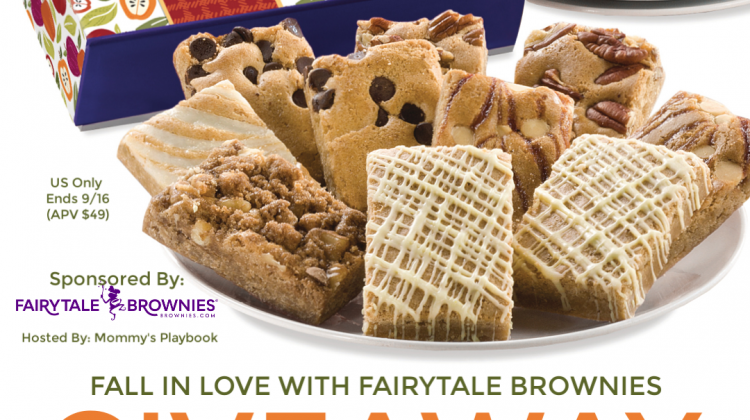 Win fairytale brownies