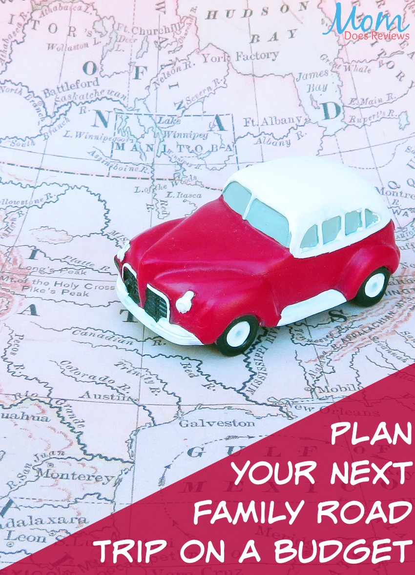 How to Plan Your Next Family Road Trip on a Budget #travel #vacation #savingmoney #family