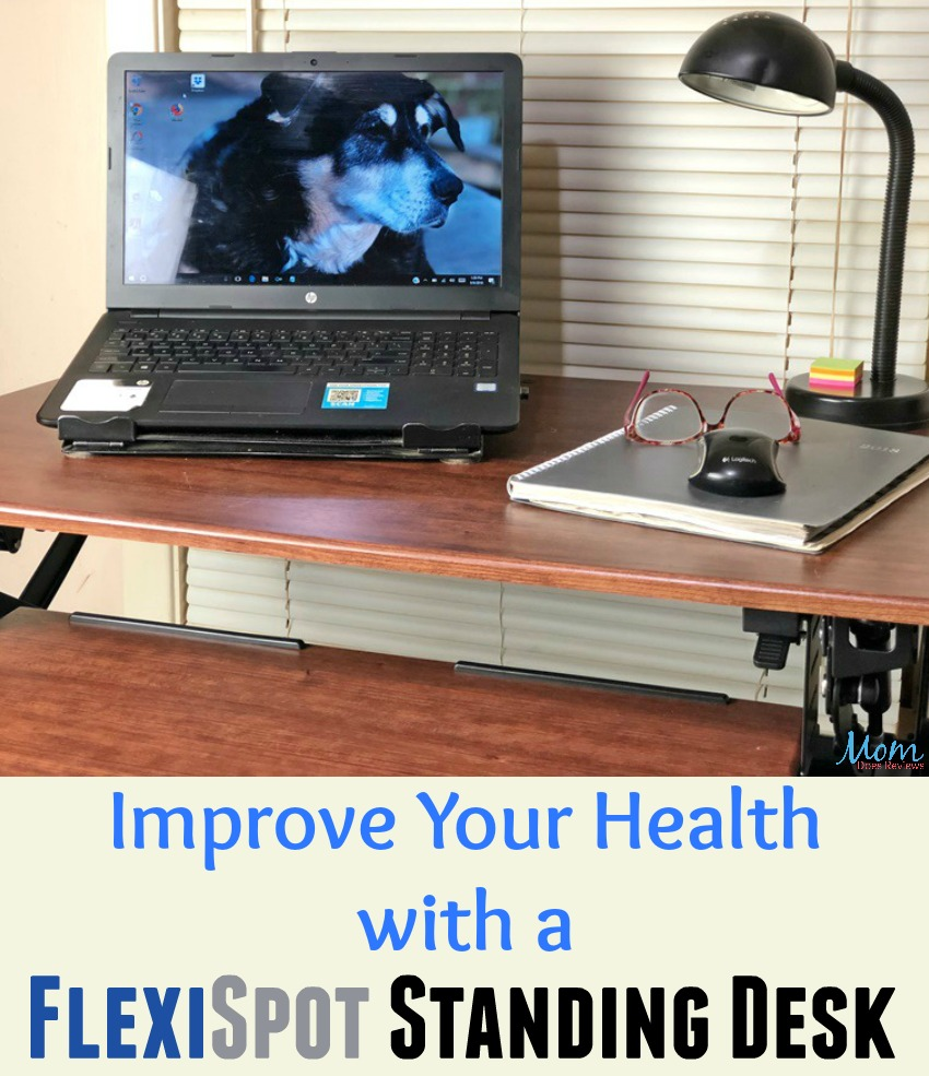 Improve Your Health with a Flexispot Standing Desk