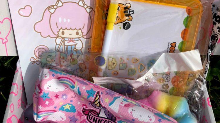 Super Cute Kawaii Box - Give one for Christmas & #Giveaway #KawaiiBox #MegaChristmas18