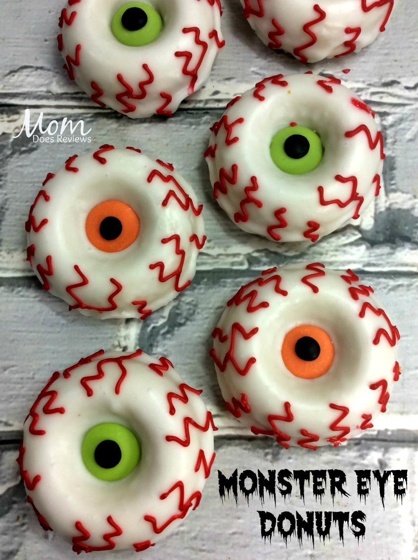 Monster Eye Donuts