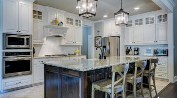 Remodel Your Kitchen on a Budget with Sears Home Services  #HouseExperts #SearsKitchenRemodel