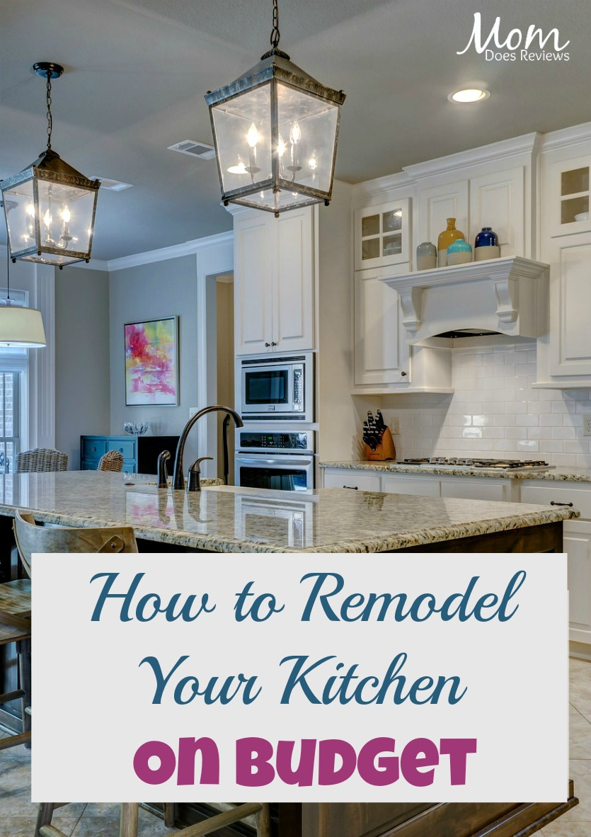 Remodel Your Kitchen on Budget with Sears Home Services #HouseExperts #SearsKitchenRemodel #ad #homeandliving