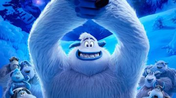 Don't miss Smallfoot – In Theaters September 28! #SmallFoot
