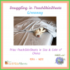 Snuggling in PeachSkinSheets Giveaway