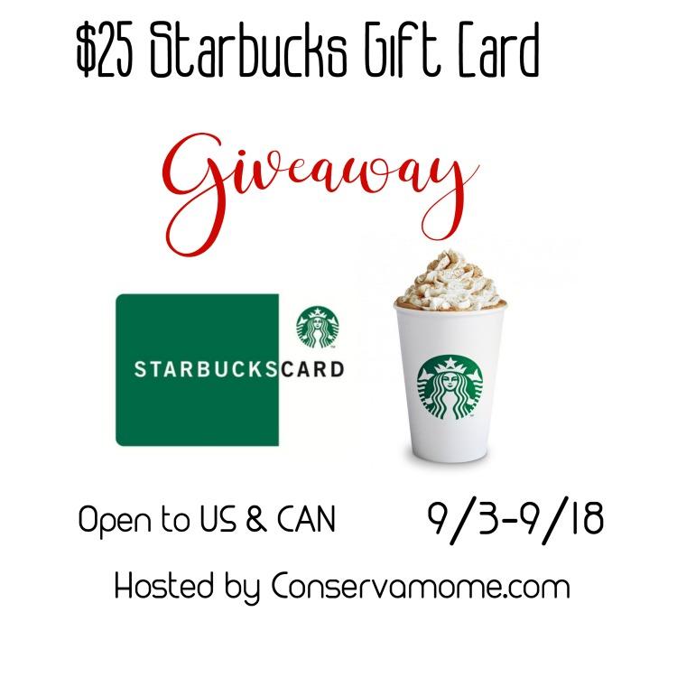 Starbucks gc sept