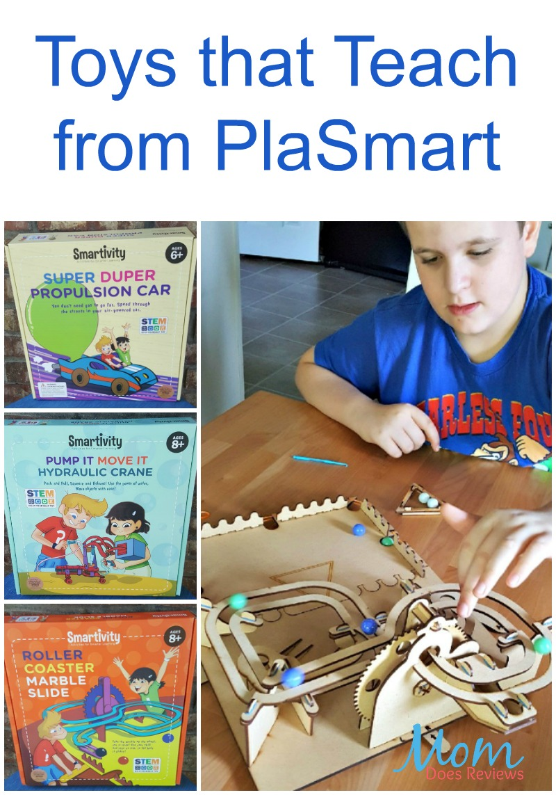 Toys that Teach from PlaSmart