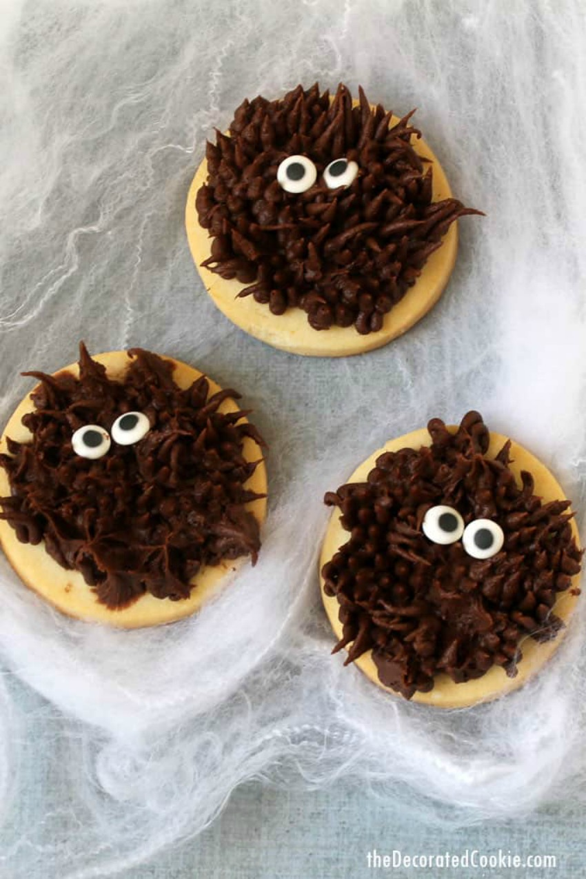 Werewolf Cookies