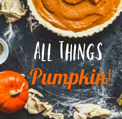 All things Pumpkin!