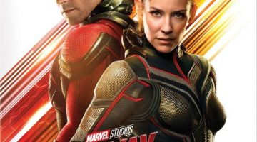 Ant-Man and The Wasp on Digital 10/2 and Blu-Ray 10/16 #AntManAndTheWasp