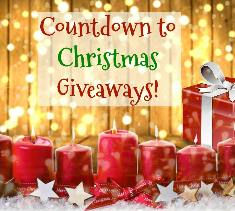 Countdown to Christmas Giveaways #megachristmas18