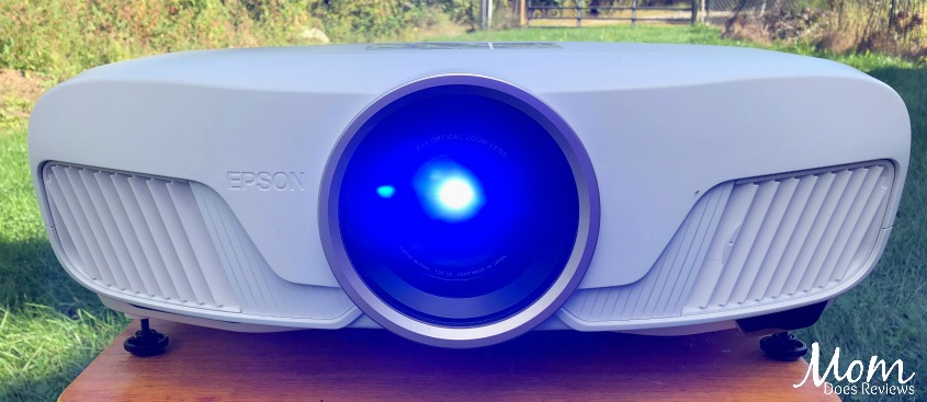 Take your DIY Home Theater to the next Level with the Epson Home Cinema Projector at #BestBuy