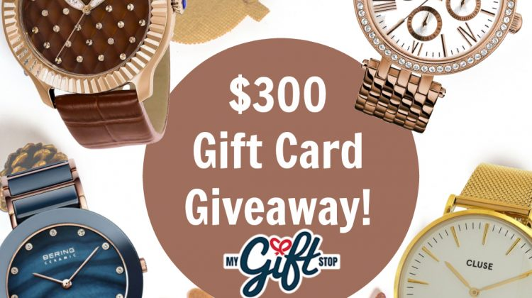 My Gift Stop Fall Giveaway