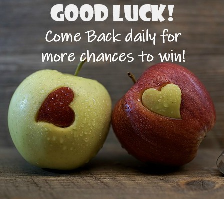 Good luck apples