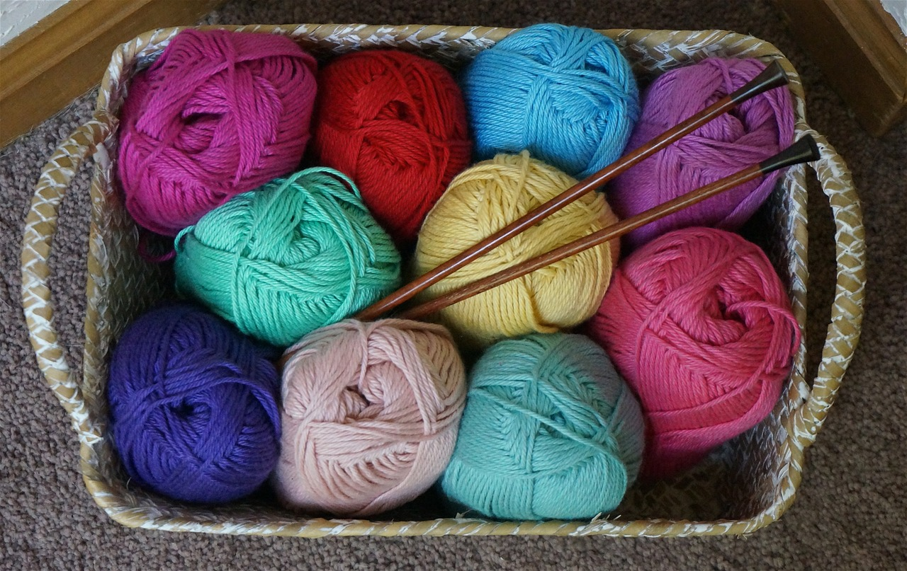 Do you Know What is Knitting Yarn is Made From?
