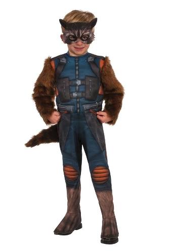 Rocket Costume