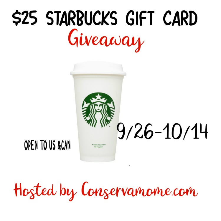 Win Starbucks gc