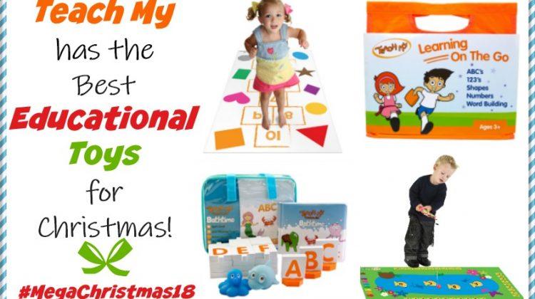 Teach My has the Best Educational Toys for Christmas!