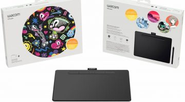 Cultivate Your Creativity with the Wacom Intuos Bluetooth Creative Pen Tablet at #BestBuy #MEGAChristmas18