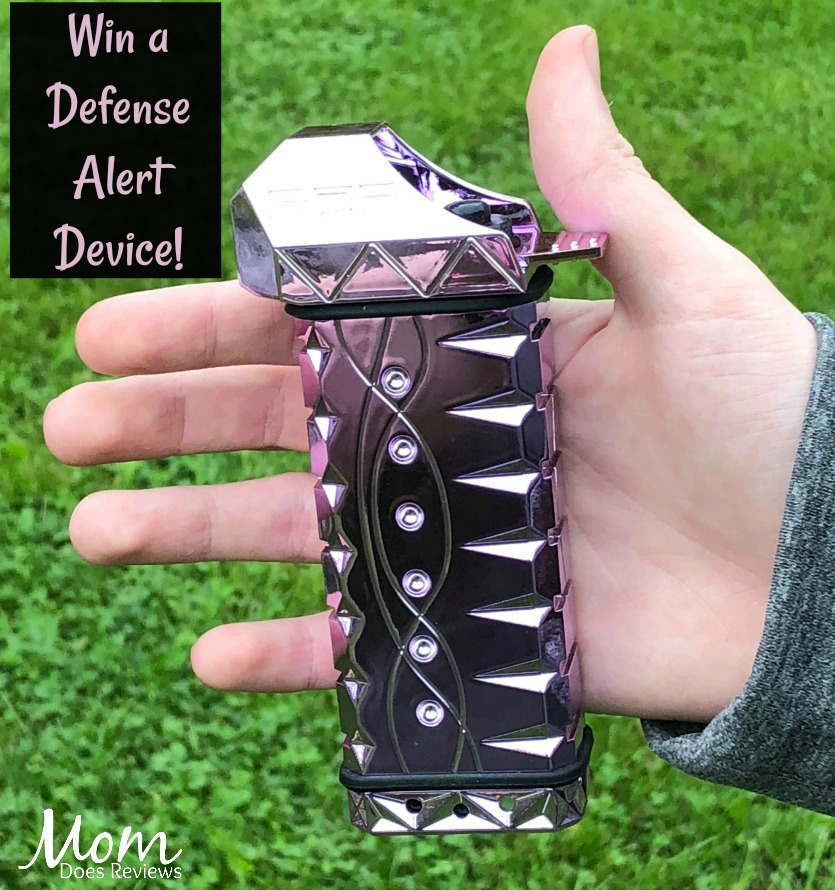Win a Defense alert device