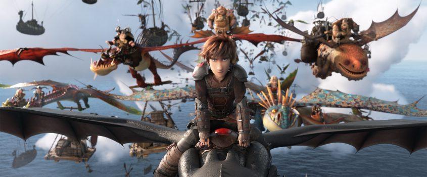 HOW TO TRAIN YOUR DRAGON: THE HIDDEN WORLD- Watch the New Trailer! #HOWTOTRAINYOURDRAGON