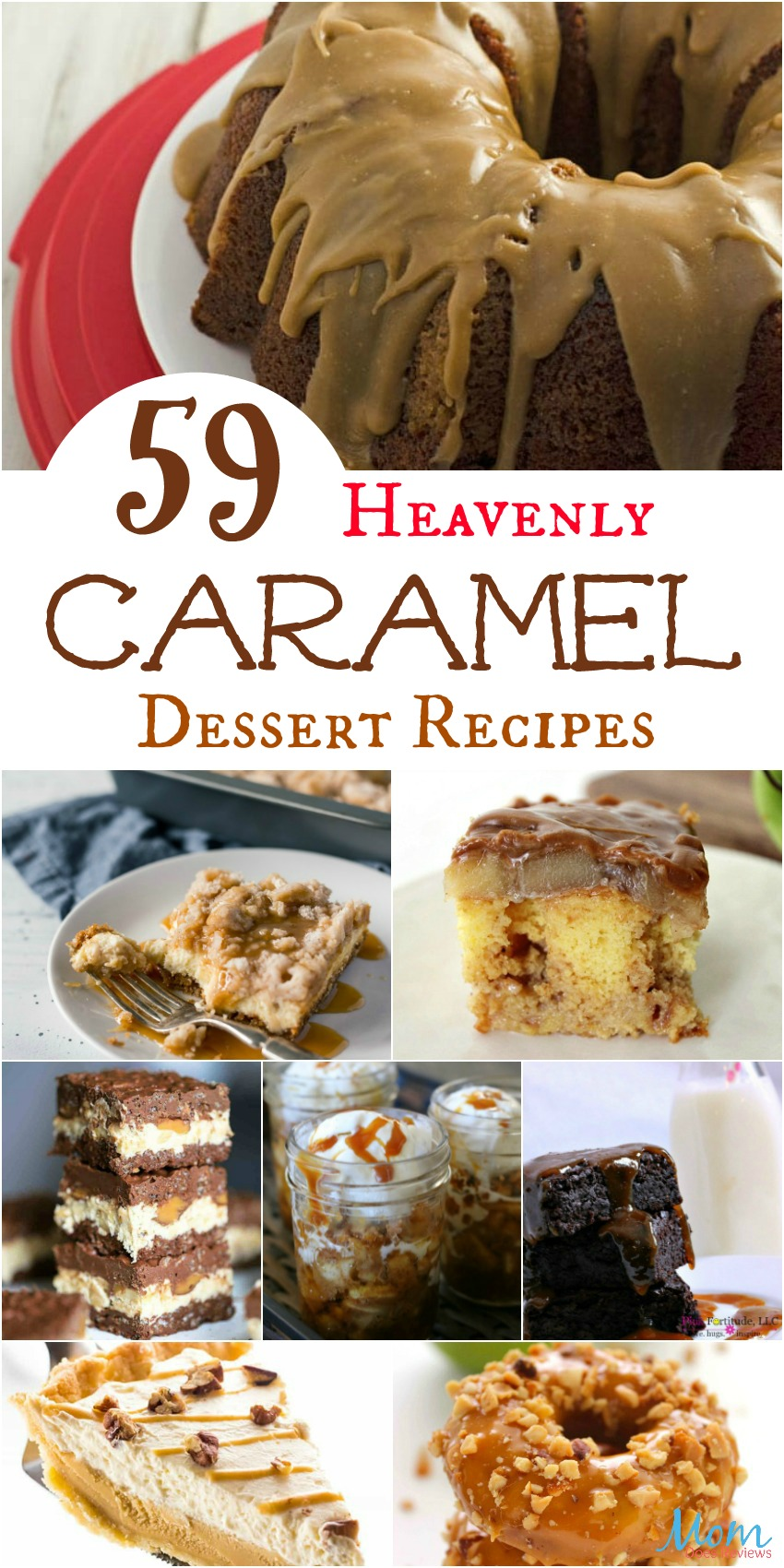 59 Heavenly Caramel Dessert Recipes Your Family Will Love #desserts #caramel #foodie #sweettreats