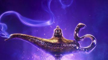 ALADDIN – Teaser Trailer & Poster Now Available #Aladdin