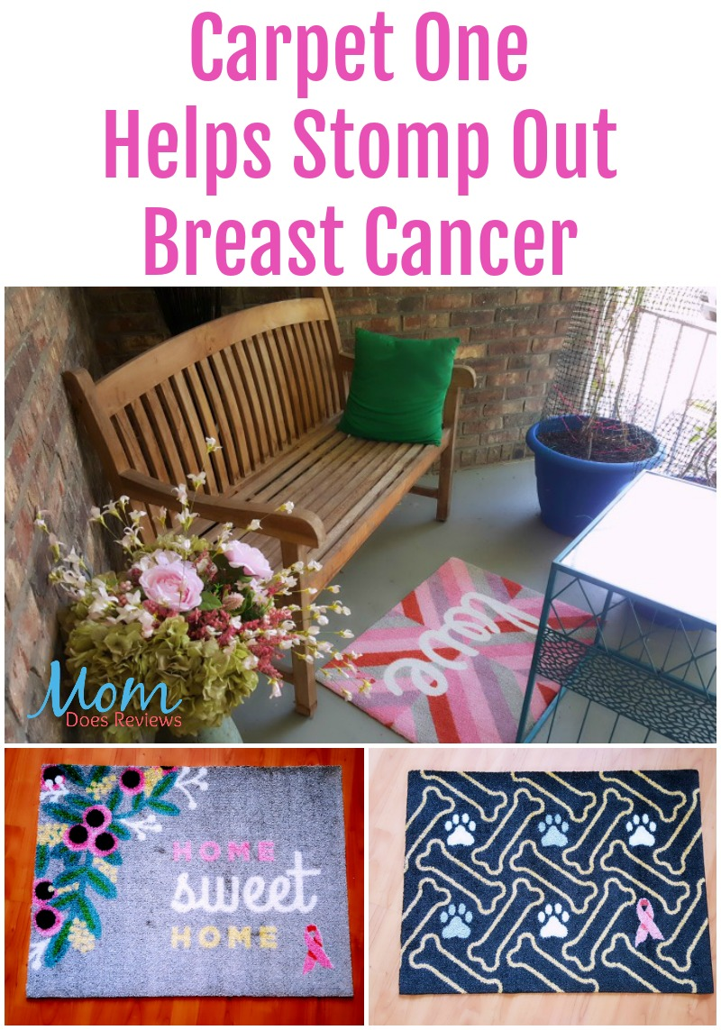 Carpet One Helps Stomp Out Breast Cancer