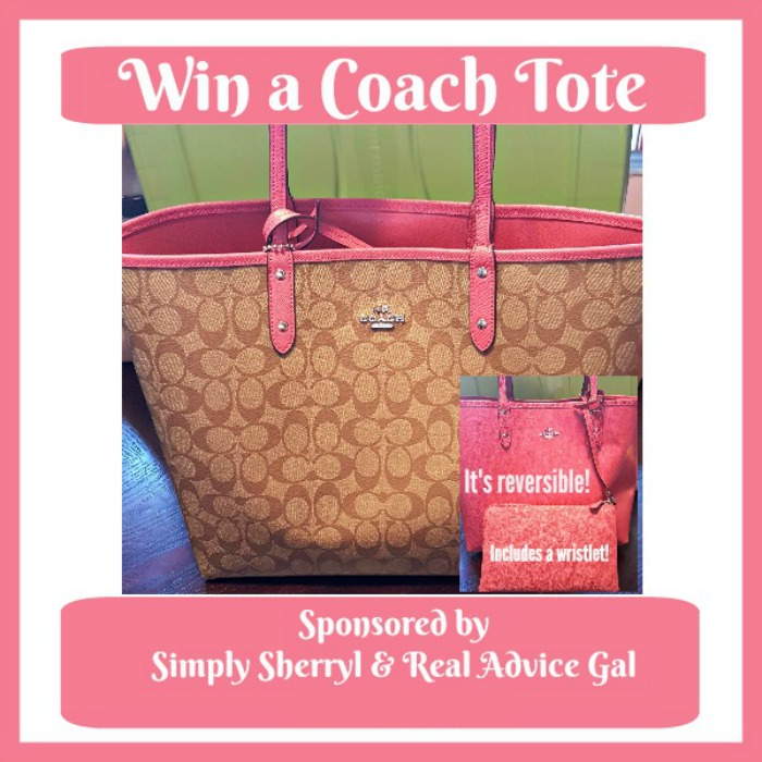 Coach Giveaway october