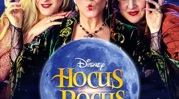 THE NIGHTMARE BEFORE CHRISTMAS, HOCUS POCUS & COCO – Returning to Theaters Next Weekend