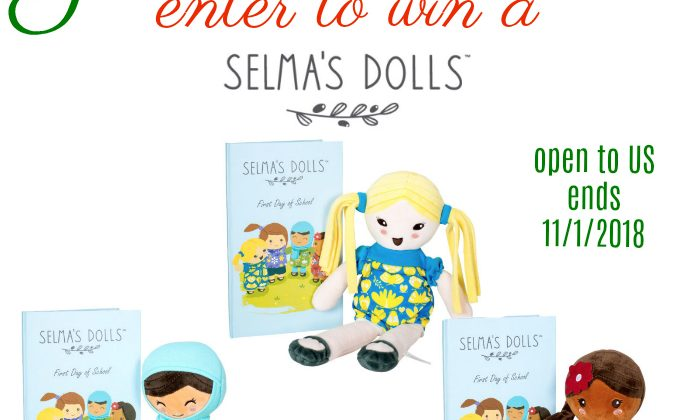 #Win Selma's Dolls Open to USA, ends 11/1 #MEGAChristmas18