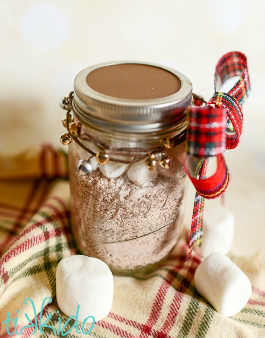 Homemade Hot Cocoa Mix Recipe
