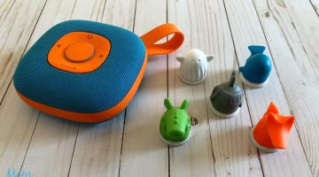 Your Kids Will Love To Listen To Music With Jooki #MEGAChristmas18