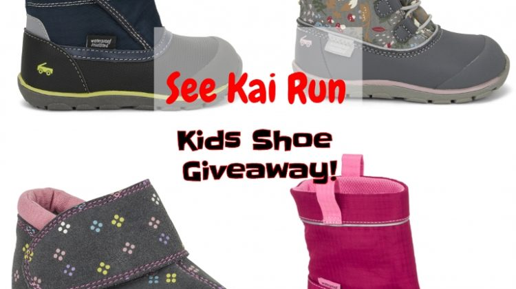 #Win See Kai Run Kid's Shoes! US ends 10/26