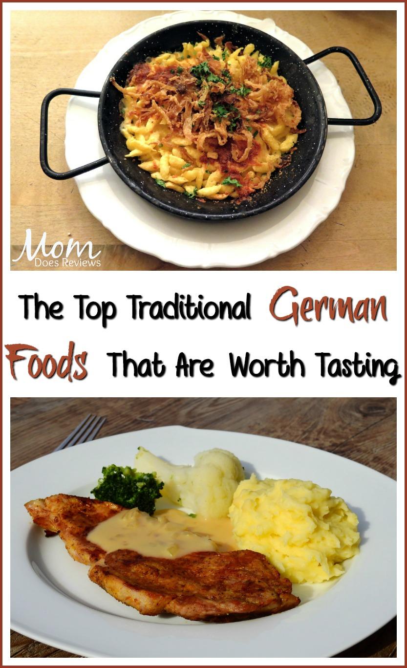 The Top Traditional German Foods That Are Worth Tasting #food #foodie #germanfood