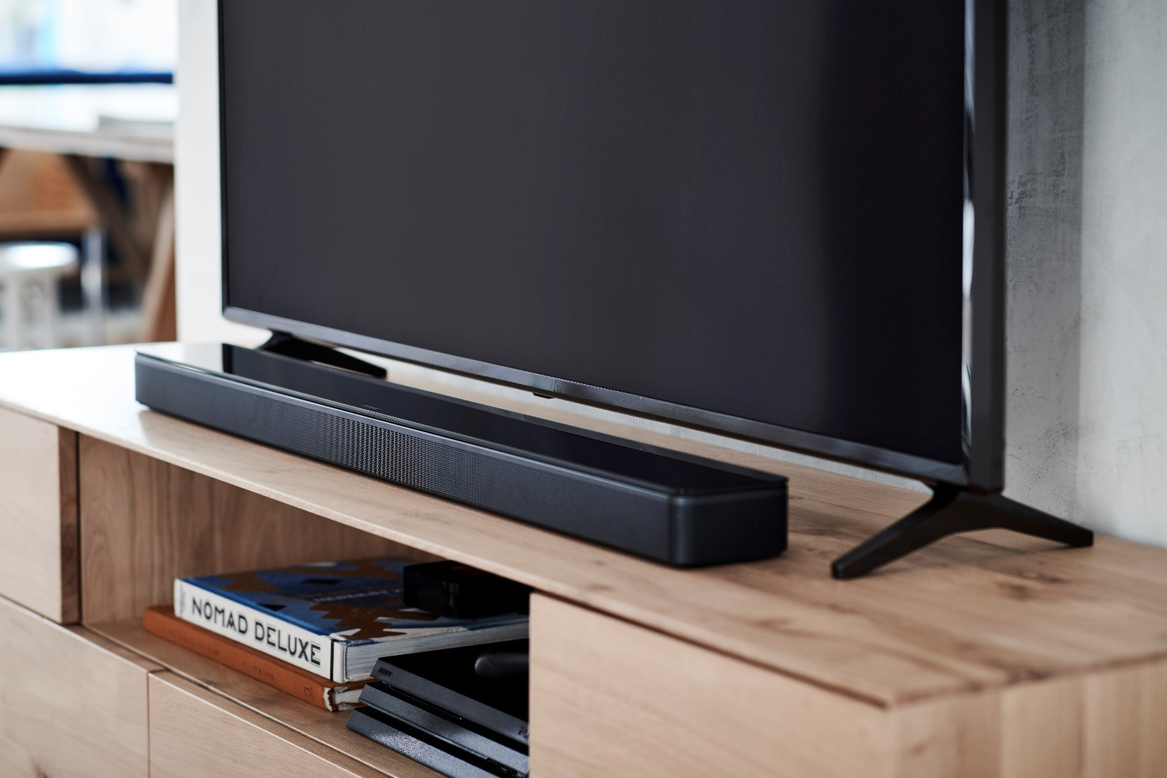 Bose family of smart speakers and soundbars