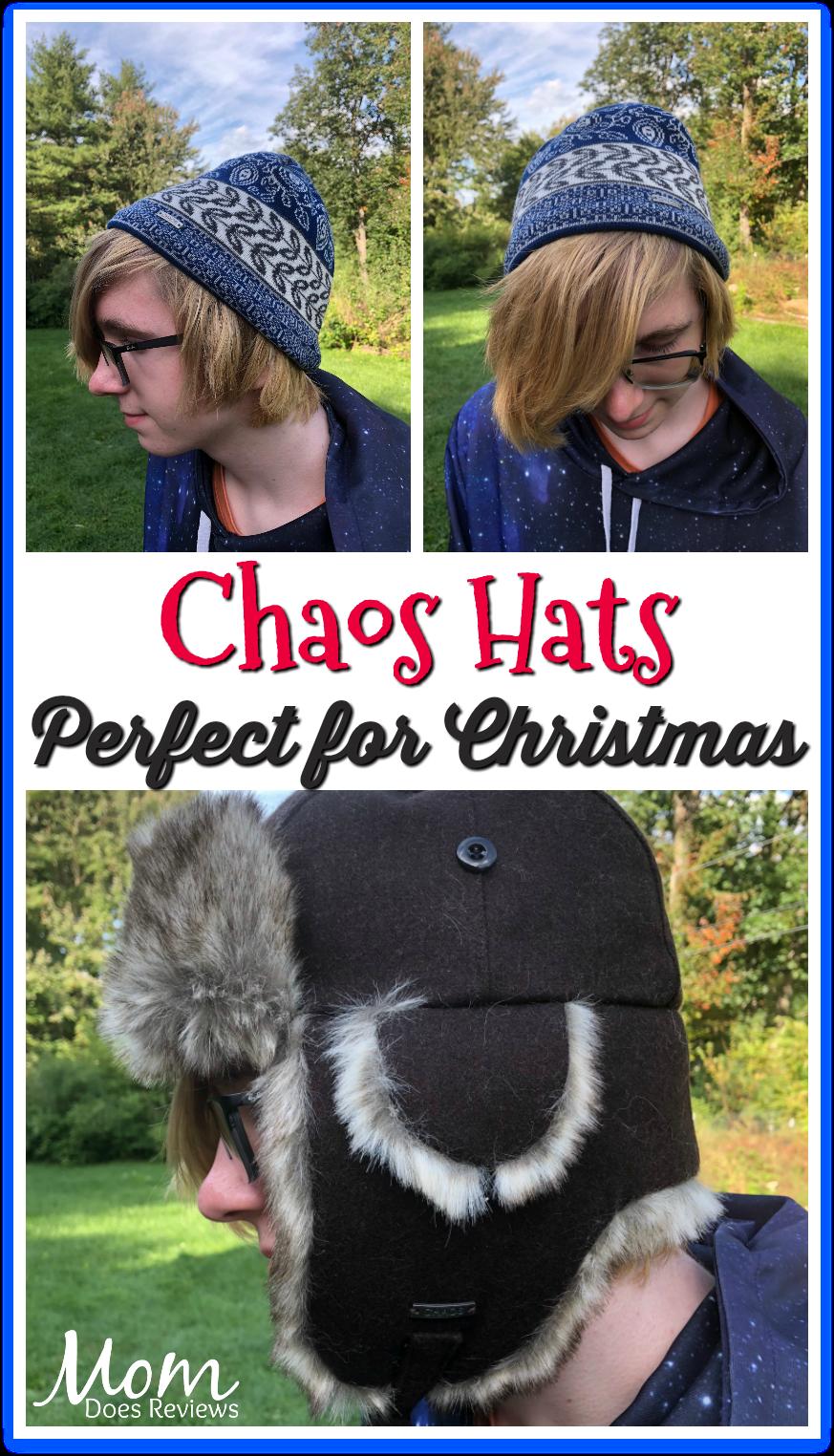 Chaos hats #MEGAChristmas18