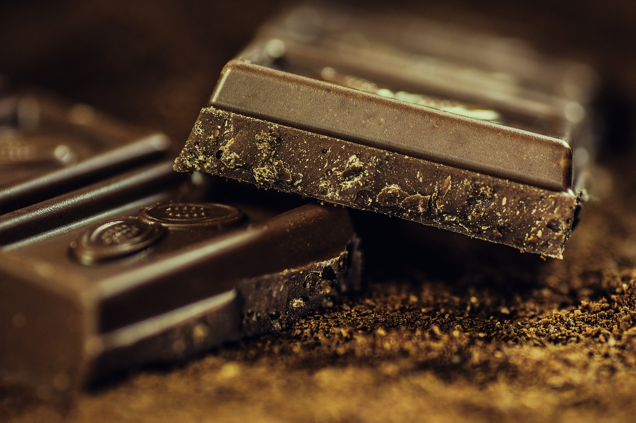 Six Reasons to Indulge in Dark Chocolates