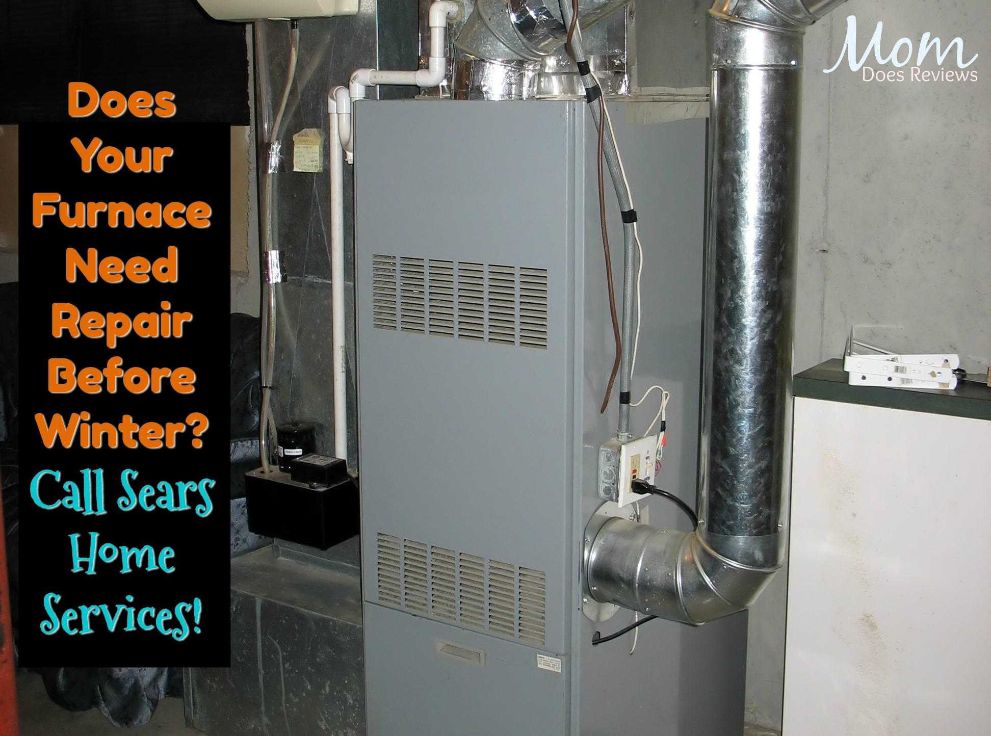 Keep Warm this Winter with Quick and Easy Fixes for Home Furnaces #HouseExperts #SearsHVAC
