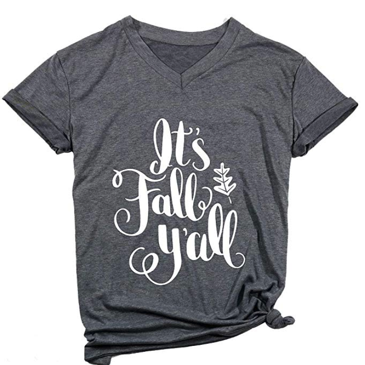 Fall Tshirt you need