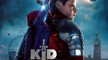 The Kid Who Would Be King- Check out the New Poster!  #KidWhoWouldBeKing