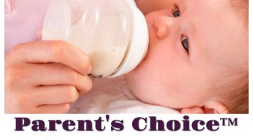 Parent's Choice™ Infant Formula- Complete Nutrition for Baby's First Year! #MomsKnowBestWM