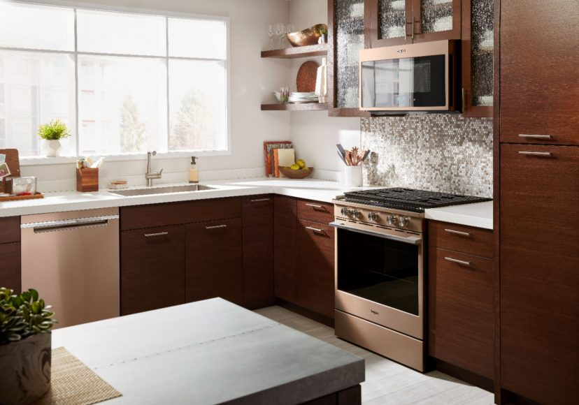 Whirlpool Convection Over-the-Range Microwave Keeps up with the Way you Live! #BestBuy