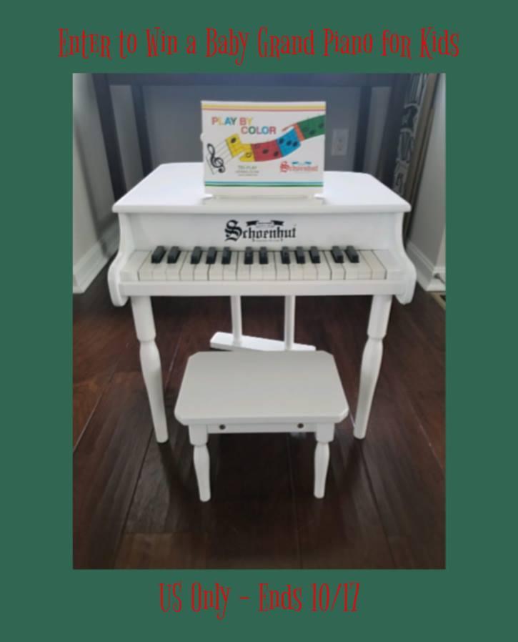 Win Baby Grand Piano