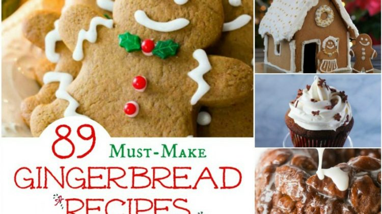 89 Must-Make Gingerbread Recipes Your Family Will Love