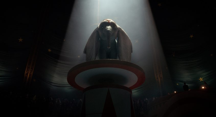Live-Action DUMBO - Check out the New Trailer & Poster #Dumbo